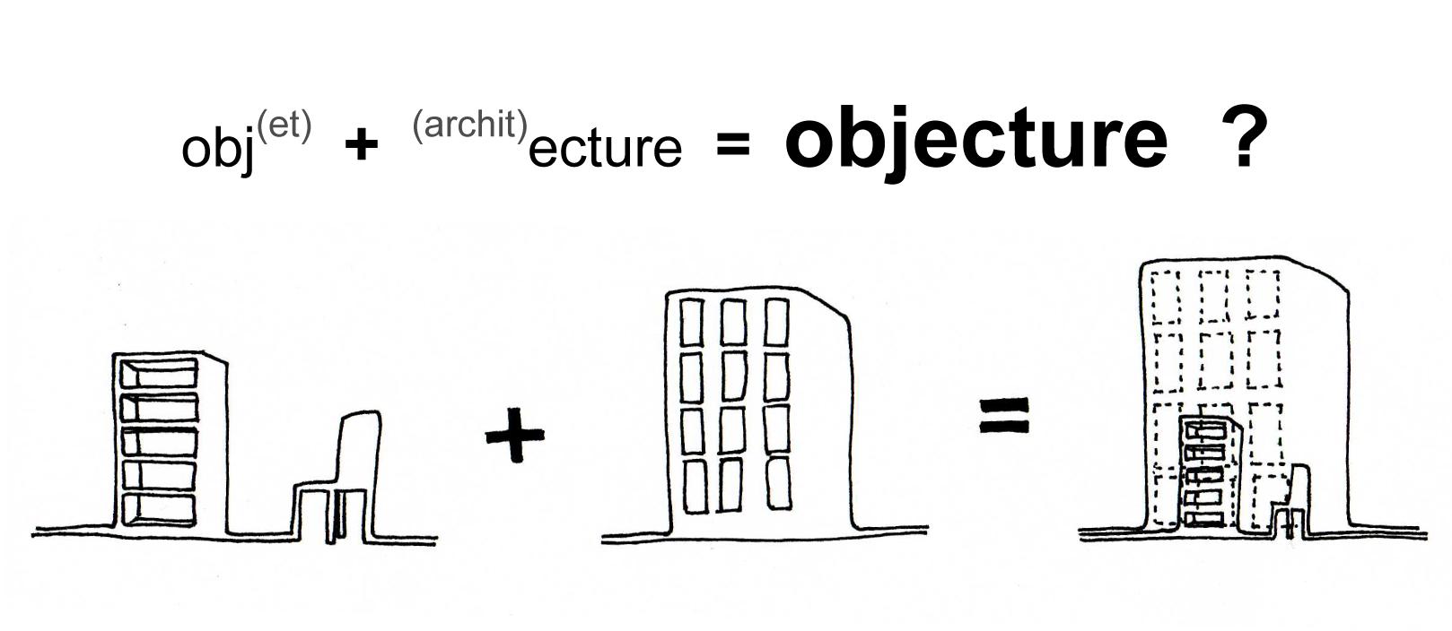 Objet architecture nouvelles de la m tropole froide for Conception architecturale definition